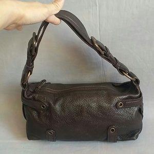 Francesco Biasia Purse Shoulder Handbag Leather